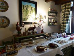 春の優雅なアブルッツォ州/モリーゼ州 古城と美しき村巡りの旅♪ Vol199(第8日) ☆Pescocostanzo:ペスココスタンツォのホテル「Le Torri」素敵な朝食♪