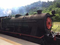 二度目のコタキナバルは大自然と鉄道を楽しんじゃおう!�北ボルネオ鉄道を楽しんだ3日目〜帰国まで☆マレーシア航空ビジネスクラス利用