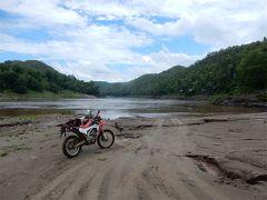 東南亜オフロード30 タイ「サルウィン川とメーホンソンの100kmダート」