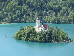 2017 紺碧のアドリア海とスロベニア・クロアチアの旅 (1)