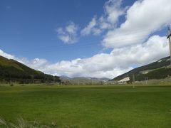 春の優雅なアブルッツォ州/モリーゼ州 古城と美しき村巡りの旅♪ Vol210(第8日) ☆Rivisondoliから美しい風景の中をCastel di Sangroへ♪