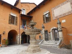春の優雅なアブルッツォ州/モリーゼ州 古城と美しき村巡りの旅♪ Vol215(第8日) ☆Pettrano sul Gizio:美しき村「ペットラーノ・スル・ジツィーオ」旧市街を優雅に歩く♪