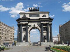 初海外を一人旅でロシアへいってみた 3日目 モスクワ観光1