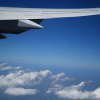 新潟・佐渡上空 LH0717便 北西に航行し日本海へ ☆上越山地を眼下に