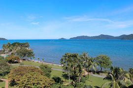 2016-2017年越し②コタキナバル3泊5日の旅☆2日目~チキンライスとボルネオ島のサンセット シャングリラタンジュンアルに滞在