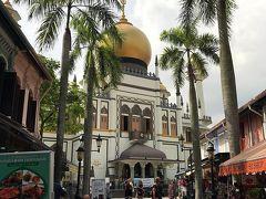 2016年11月【No.2】シンガポール3泊5日ひとり旅☆3・4日目~チャイナタウン&アラブストリート ラクサ食べて帰国 マリーナマンダリンに滞在