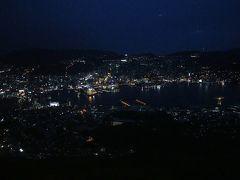 五島列島の教会を巡る旅Ⅰ(稲佐山夜景)