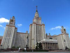 初海外を一人旅でロシアへいってみた 6日目 モスクワ観光2