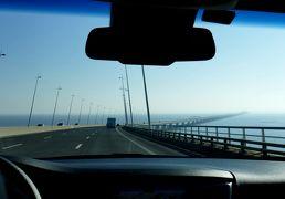 2016.12ジブラルタル海峡への遠い道8-リスボン空港からFaro近くのQuinta Do Lagoへ