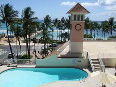 一生ハワイには行かないと思っていた私。。。ハワイの風に吹かれて。。。