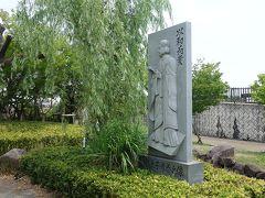 大和の奇祭砂かけの「廣瀬大社」から「小泉城」周辺の銀輪行