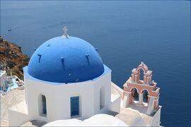 エーゲ海の休日 in Mykonos & Santorini #3《サントリーニ島・イア編》