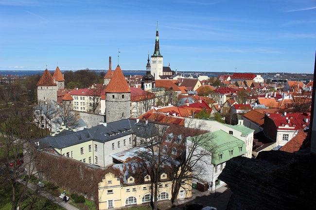 2015年GW【No.2】フィンランド&エストニア4泊6日の旅☆3日目~日帰りでヘルシンキからエストニア タリンへ