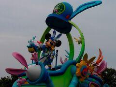 予定していた日程を変更して東京ディズニーシー&東京ディズニーランドのディズニー・イースターへ!(東京ディズニーランド編)」