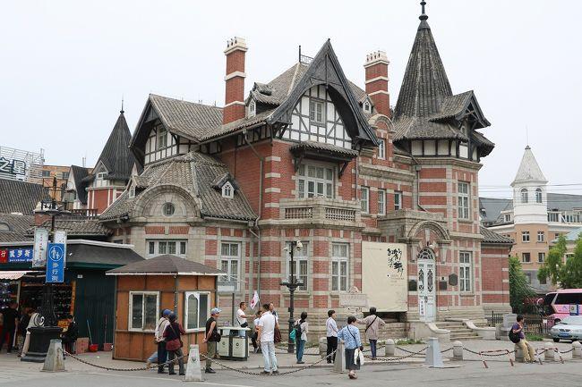 近代日本ゆかりの地を巡る大連・旅順・金州の旅1(大連市内観光)