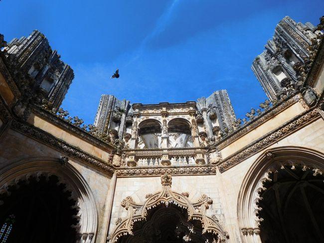 ユーラシア大陸最西端の国ポルトガルに辿り着くドライブ旅行(その6)~バターリャとオビドス~