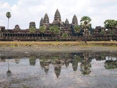 2014年GW②ベトナム・カンボジア3泊4日の旅☆2日目~アンコール遺跡群巡り→夜にホーチミンへ