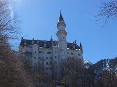 2017GWのドイツ・オーストリア@ノイシュバンシュタイン城一日ツアー