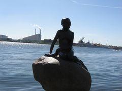マイルで北欧旅行  No3   デンマーク・コペンハーゲン観光