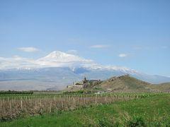 東カスピ海・西黒海(3)主よ主よ、天国に行ったことはないけれど、天国とはこんな感じなのでしょうか。