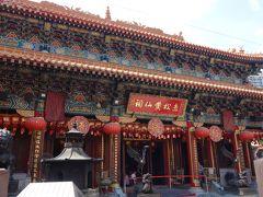 慰安旅行で香港へ