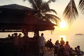 2007年10月②ボルネオ島コタキナバル3泊5日の旅☆3・4・5日目~マヌカン島でシュノーケリング シャングリラタンジュンアルに滞在