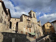 春の優雅なアブルッツォ州/モリーゼ州 古城と美しき村巡りの旅♪ Vol257(第9日) ☆Scanno:美しいスカンノ旧市街♪趣のある景観を眺めて♪