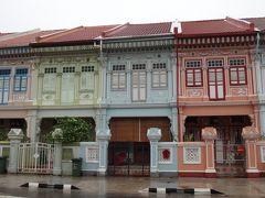 16年秋○シンガポールを歩く(前編)カラフルなプラナカン建築~ショップハウスめぐり