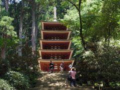 170529-30奈良家族旅行【3】五重塔と美仏を巡る ~室生寺そして興福寺~