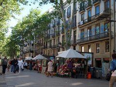 2012年GW①スペイン&ロンドン8日間の旅☆1・2日目~バルセロナ街歩きいろいろ&ランチにパエリア♪ホテルバルセロサンツに滞在