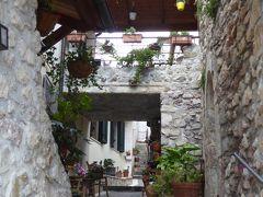 春の優雅なアブルッツォ州/モリーゼ州 古城と美しき村巡りの旅♪ Vol289(第10日) ☆Fornelli:美しき村「フォルネッリ」城壁の歩道は趣のある景観♪