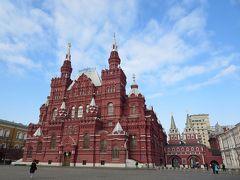 パルナスの世界が広がる愛しいロシア7日間+1日☆その16☆モスクワ⑤赤の広場前編~レーニン廟は閉まってました(>_<)