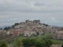 春の優雅なアブルッツォ州/モリーゼ州 古城と美しき村巡りの旅♪ Vol299(第11日) ☆Iserniaから美しい風景の中をTorella del Sannioへ♪
