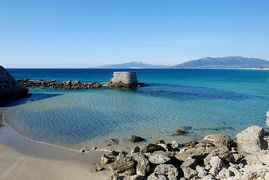 2016.12ジブラルタル海峡への遠い道17-タリファ 聖カタリーナ城,タリファ島,ウインドサーフィンの中心地