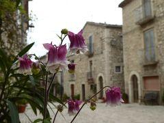 春の優雅なアブルッツォ州/モリーゼ州 古城と美しき村巡りの旅♪ Vol314(第11日) ☆Oratino:美しき村「オラティーノ」旧市街の園芸は素晴らしい♪