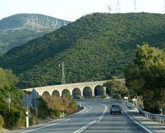 2016.12ジブラルタル海峡への遠い道24-Tarifaからポルトガル国境までの350 km