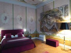 春の優雅なアブルッツォ州/モリーゼ州 古城と美しき村巡りの旅♪ Vol321(第11日) ☆Campobasso:カンポバッソ旧市街のホテル「Palazzo Canbavina」スイートルームは凄すぎる♪
