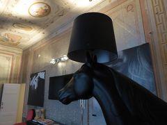 春の優雅なアブルッツォ州/モリーゼ州 古城と美しき村巡りの旅♪ Vol322(第11日) ☆Campobasso:カンポバッソ旧市街のホテル「Palazzo Canbavina」館内を優雅に探検♪