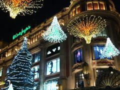 クリスマス前のバルセロナ弾丸旅行 その11 バルセロナぶらぶら