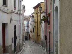 春の優雅なアブルッツォ州/モリーゼ州 古城と美しき村巡りの旅♪ Vol324(第11日) ☆Campobasso:カンポバッソ旧市街 趣のある中世時代の景観♪