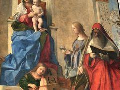 ローマといえばベルリーニ&モダンアートが似合う街ヴェネツィア