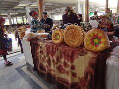 2017.05 ウズベキスタン③ サマルカンドでナンを食べたい