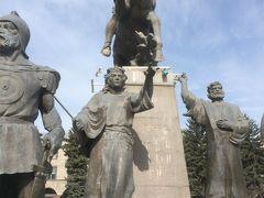 東カスピ海・西黒海(5)再びトビリシ・温泉とビールと旅と美女