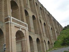 春の優雅なアブルッツォ州/モリーゼ州 古城と美しき村巡りの旅♪ Vol348(第12日) ☆Telese Termeから水道橋を眺めてNapoliへ♪