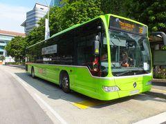 5年ぶりのシンガポール。 5年分の鉄道新規開業区間乗りつぶし。プラスバス。