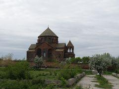 2017GWコーカサス3国 その9~アルメニアの教会建築の典型リプシメ教会とエチミアジン大聖堂