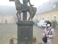 ドイツの秋:⑥霧に包まれたワインの使者・ヨハネスベルグ城を再訪