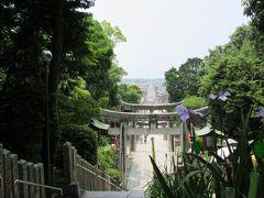 福岡旅行③ 宮地嶽神社で八社めぐり
