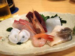 2012年9月 北海道(札幌・小樽)2泊3日の旅☆小樽でお鮨とスープカレー&札幌でジンギスカン♪JALファーストクラス利用