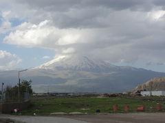 2017 トルコ 父子2人旅~ドウバヤズット(イラン国境近くの町)~アララト山とイサク・パシャ宮殿